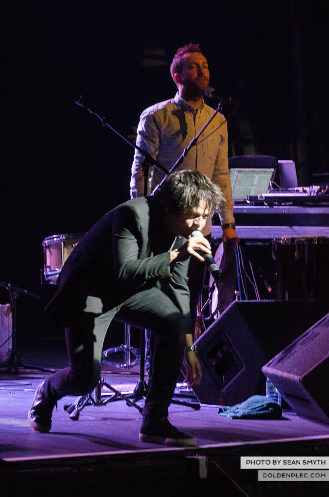 Jamie Cullum @ The Olympia Theatre by Sean Smyth (14-10-13)-6
