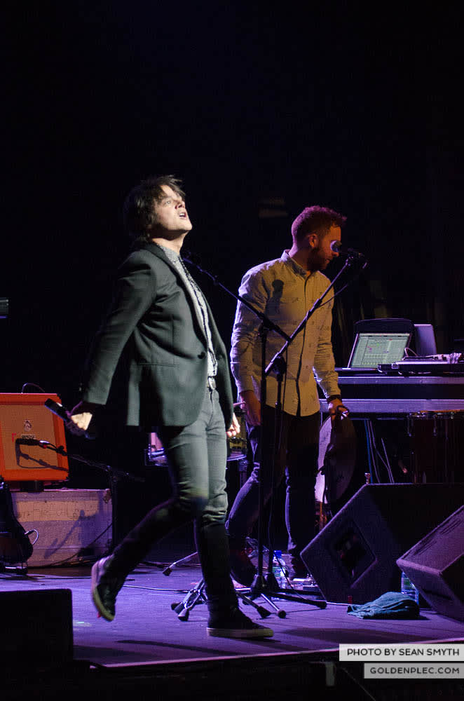 Jamie Cullum @ The Olympia Theatre by Sean Smyth (14-10-13)-8