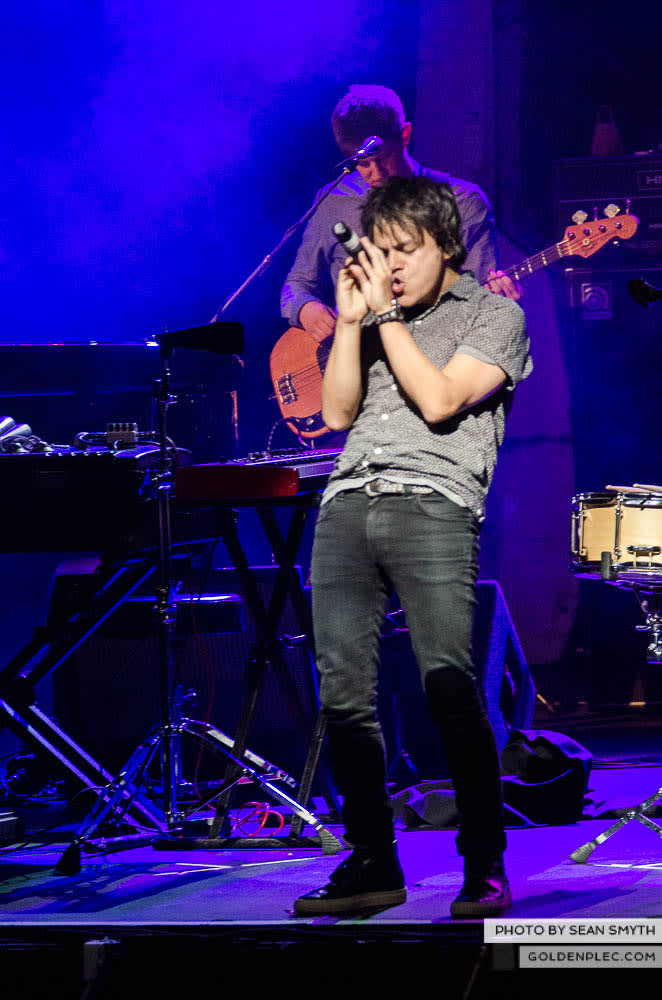 Jamie Cullum @ The Olympia Theatre by Sean Smyth (14-10-13)-15