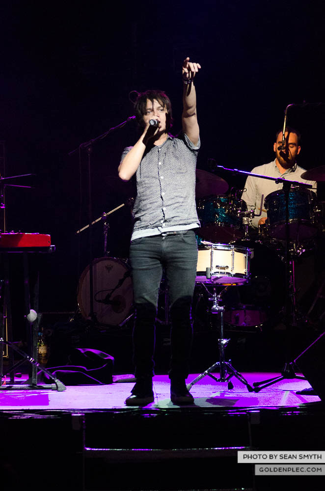 Jamie Cullum @ The Olympia Theatre by Sean Smyth (14-10-13)-16