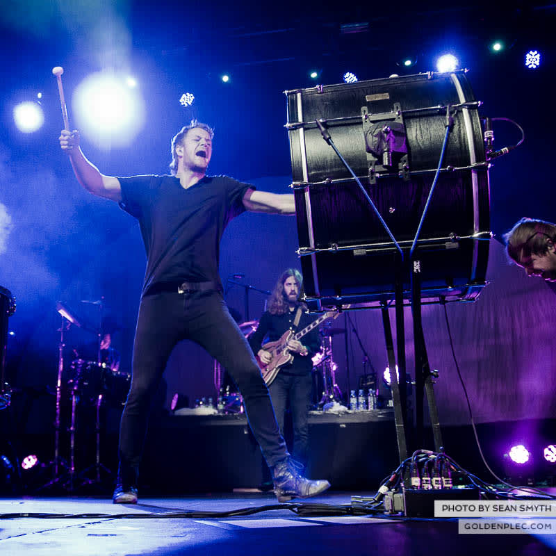 Imagine Dragons @ The Olympia Theatre by Sean Smyth (22-8-13)-21