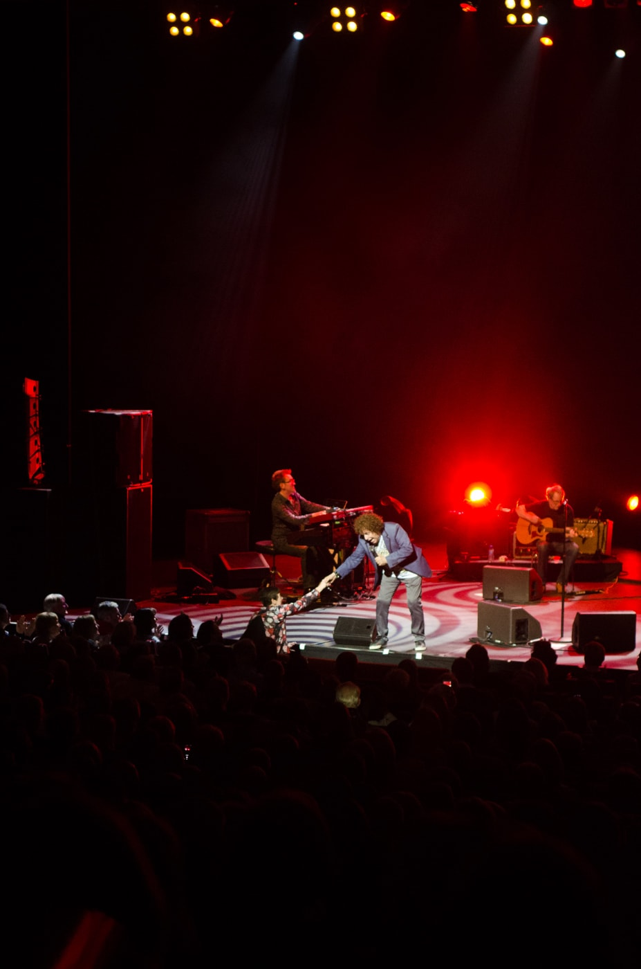 Leo Sayer at Bord Gais Energy Theatre by Sean Smyth (16-10-15) (43 of 129)
