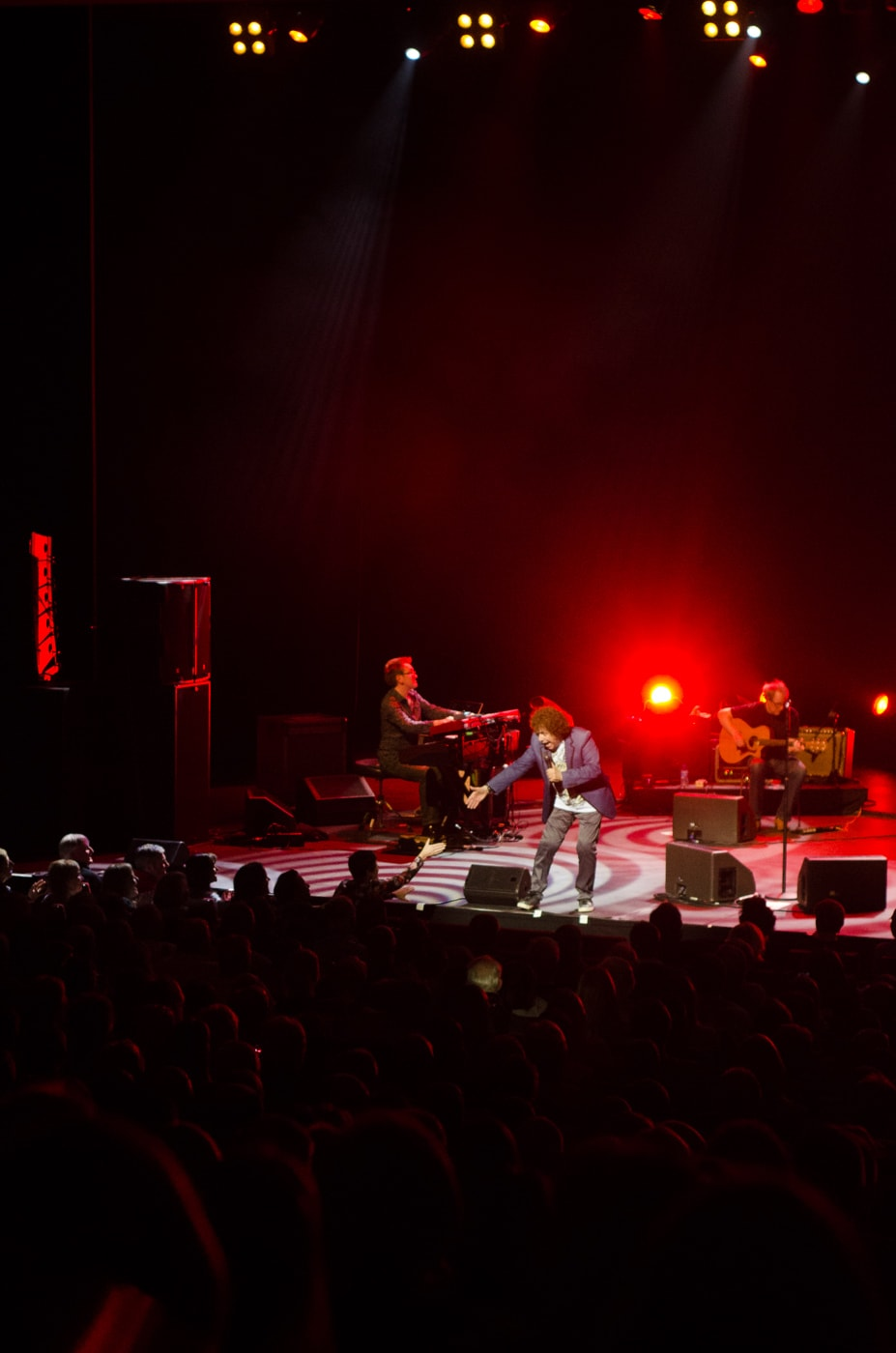 Leo Sayer at Bord Gais Energy Theatre by Sean Smyth (16-10-15) (42 of 129)