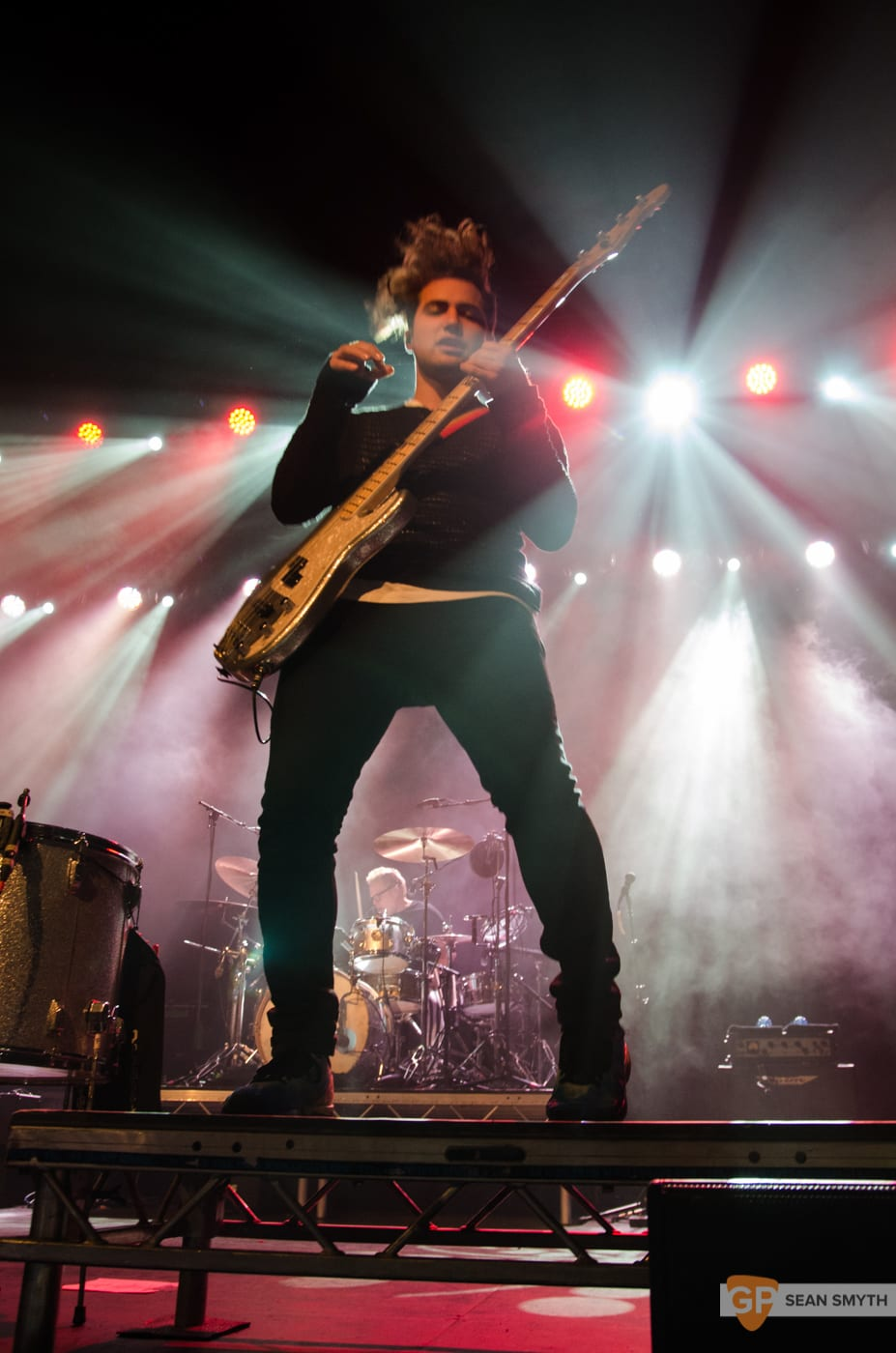 Walk The Moon at the Olympia Theatre by Sean Smyth (18-2-15) (7 of 31)