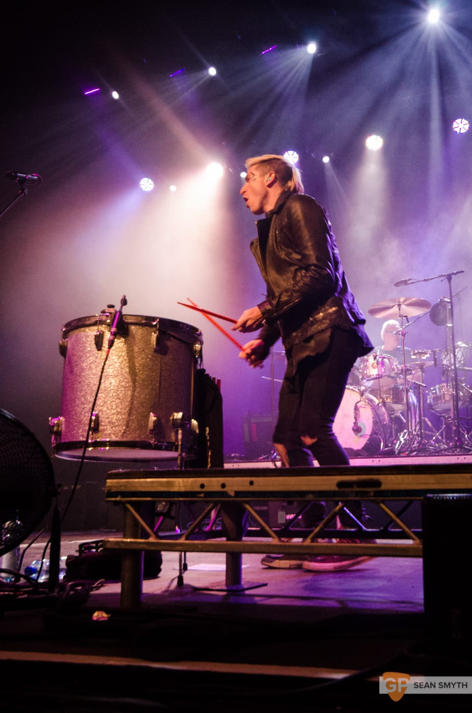 Walk The Moon at the Olympia Theatre by Sean Smyth (18-2-15) (23 of 31)