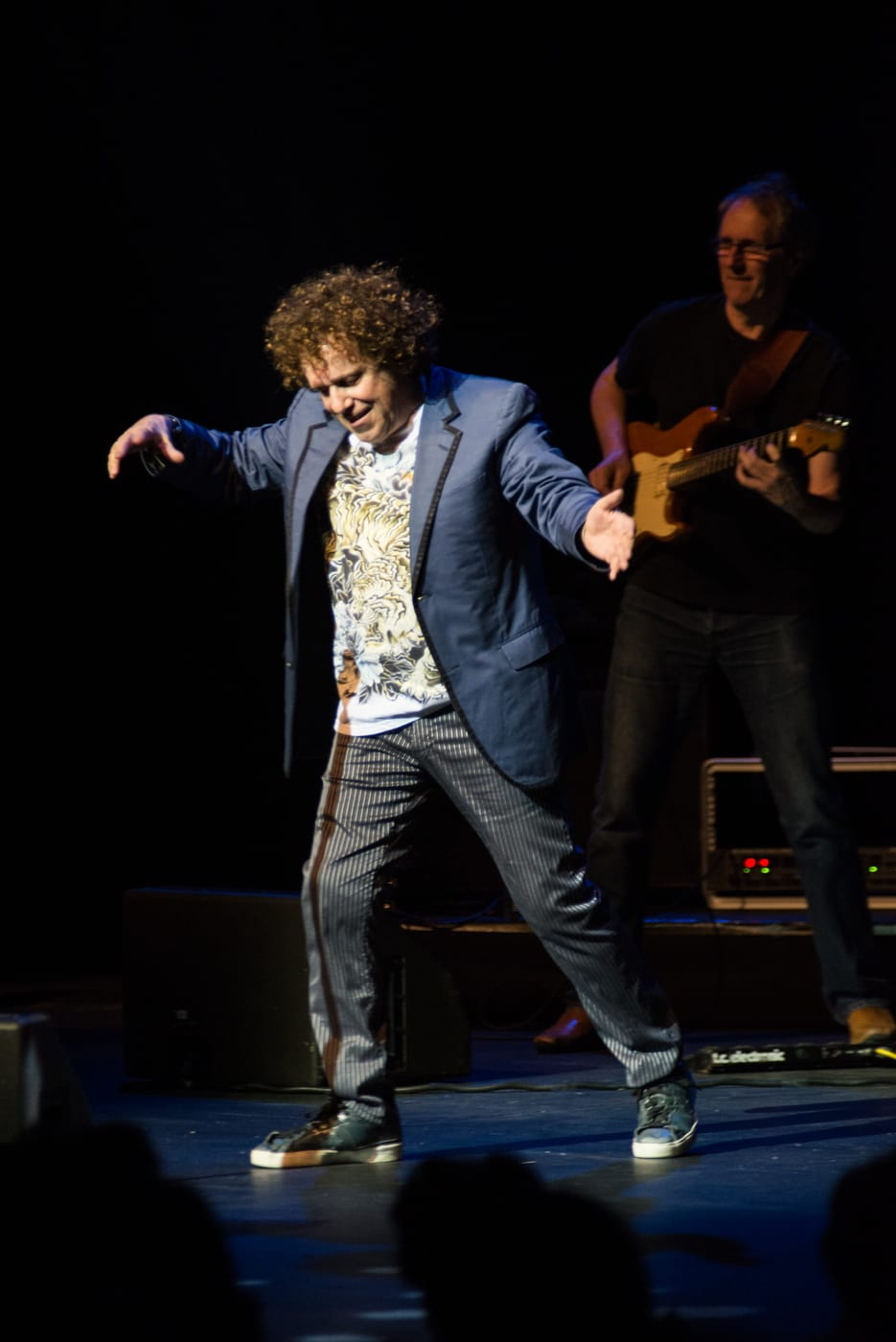 Leo Sayer at Bord Gais Energy Theatre by Sean Smyth (16-10-15) (37 of 129)