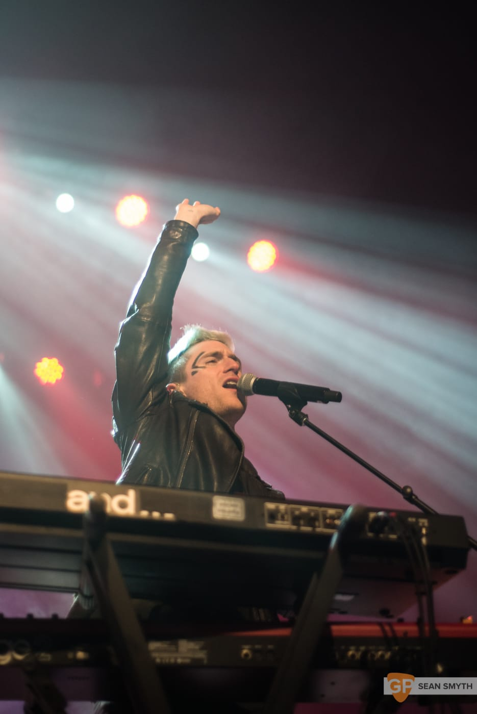 Walk The Moon at the Olympia Theatre by Sean Smyth (18-2-15) (15 of 31)