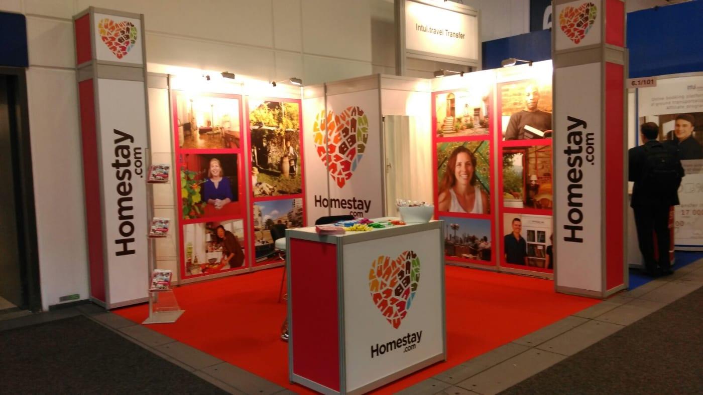 Homestay Stall ITB Berlin