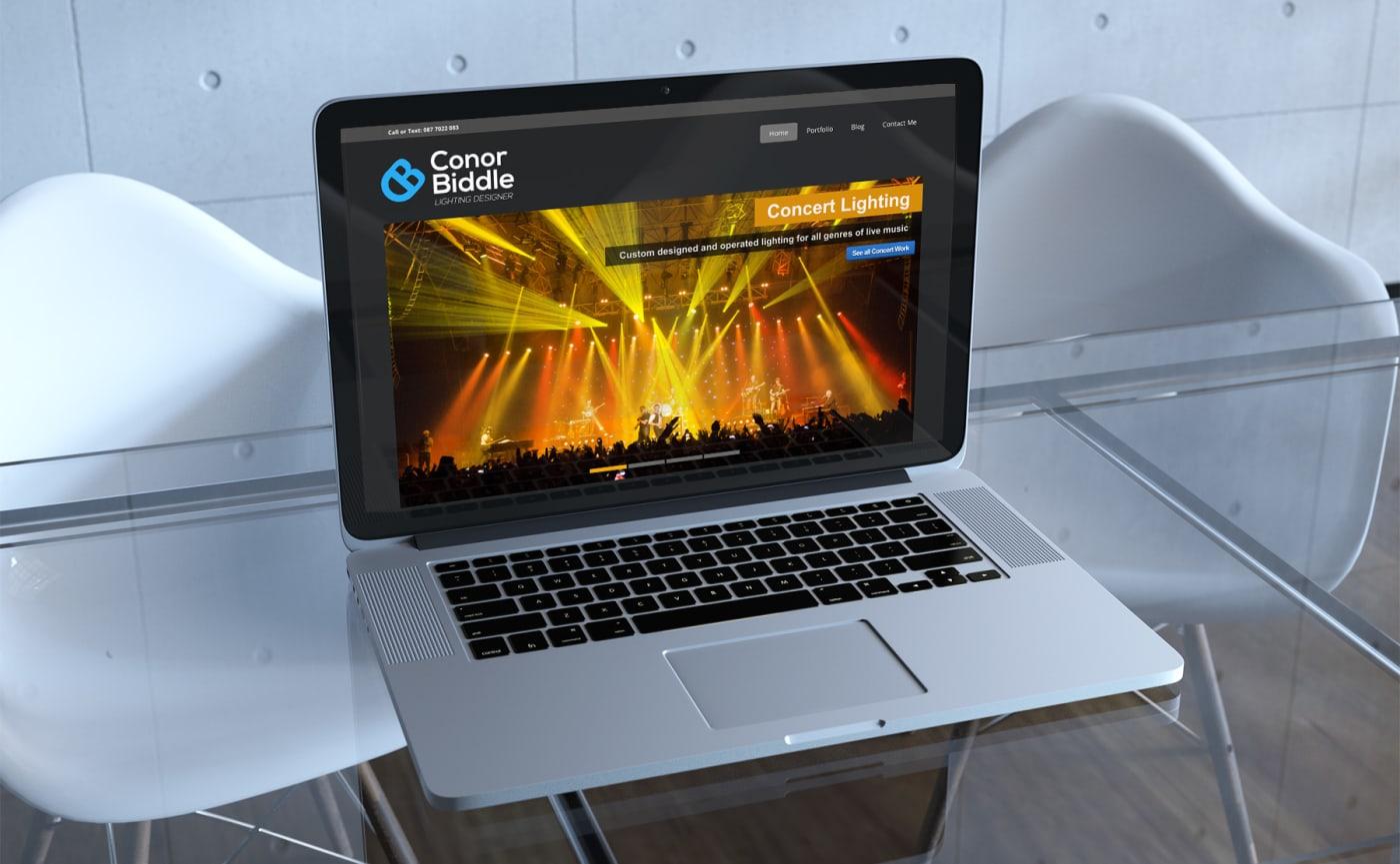 ConorBiddle.com - Macbook