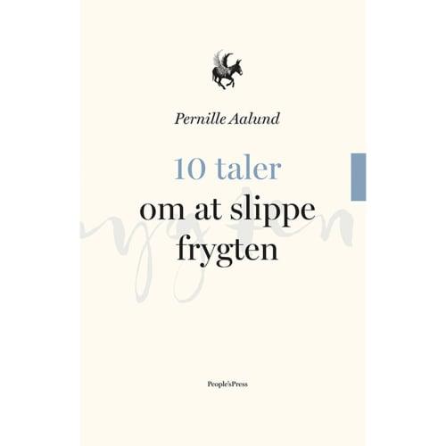 Image of   10 taler om at slippe frygten - Indbundet