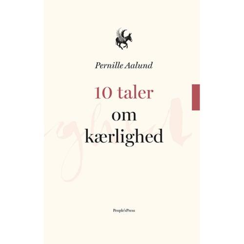 Image of 10 taler om kærlighed - Indbundet