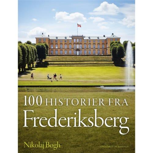 Image of 100 historier fra Frederiksberg - Indbundet
