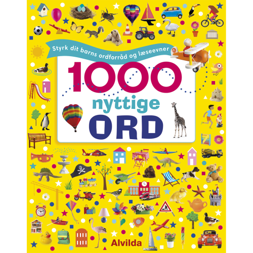 Image of 1000 nyttige ord - Indbundet