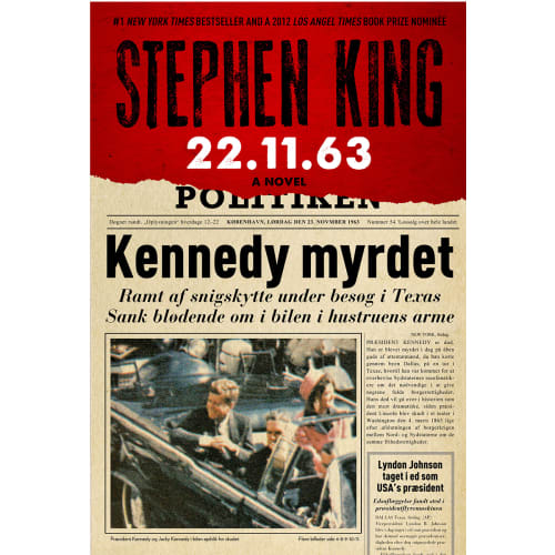 Image of 22.11.63 - Paperback