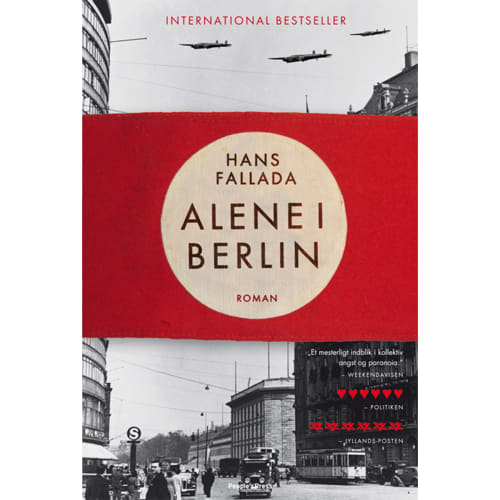 Image of   Alene i Berlin - Hardback