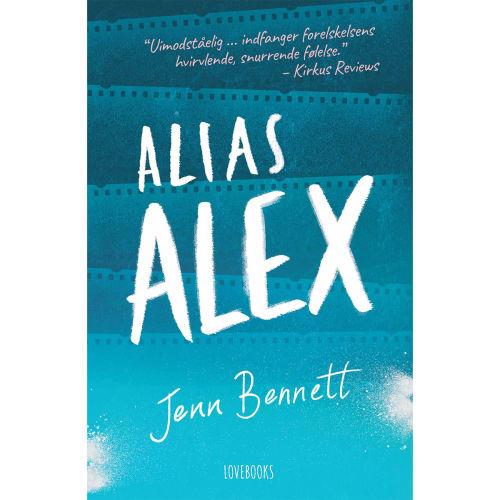 Image of   Alias Alex - Hæftet