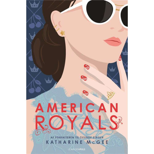 Image of   American Royals - American Royals 1 - Hæftet
