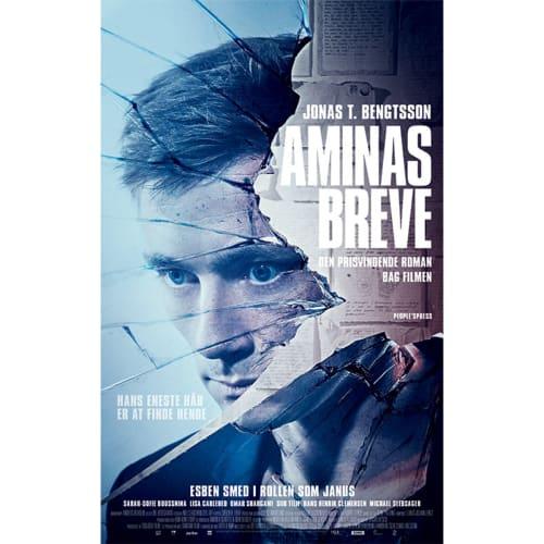 Image of   Aminas breve - Filmudgave - Paperback