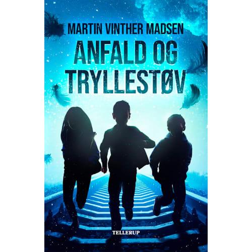 Image of   Anfald og tryllestøv - Hardback