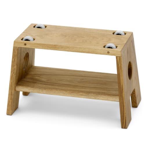 Änglamark skammel - Collect Furniture - Stool - Natur olieret