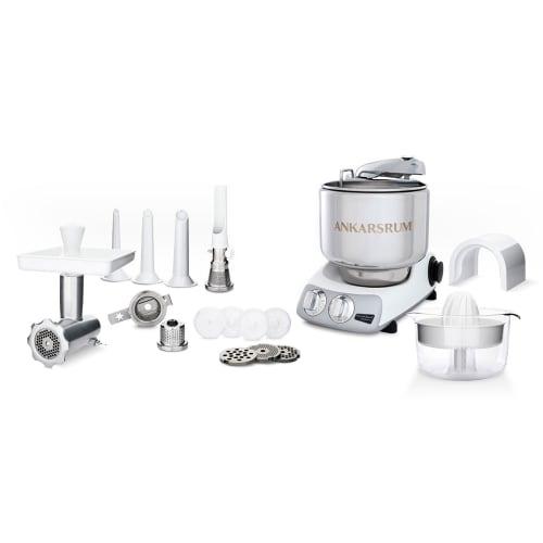 Ankarsrum Køkkenmaskine 6290mwdeluxe - Mineral White