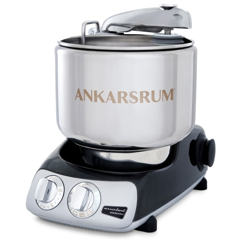 Ankarsrum Køkkenmaskine Assistent Original Akm 6230 Bd - Metallic Sort