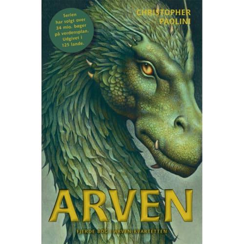 Image of   Arven - Arven 4 - Hæftet