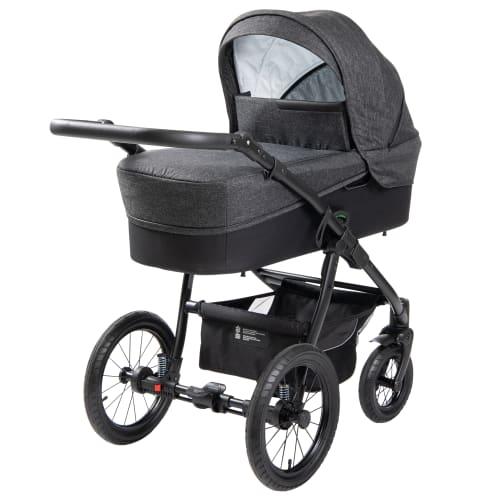 Babynor barnevogn - Ydun - Coal