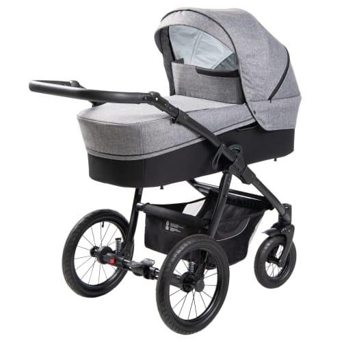 Babynor barnevogn - Ydun - Steel