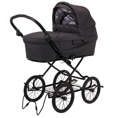 BabyTrold barnevogn - X-Cellent - Lava