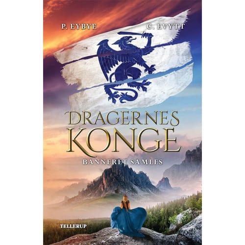 Image of   Banneret samles - Dragernes konge 3 - Hardback