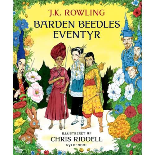 Image of   Barden Beedles eventyr - Illustreret udgave - Indbundet