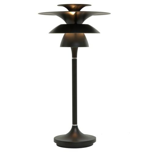 Image of   Belid bordlampe - Picasso - Sort
