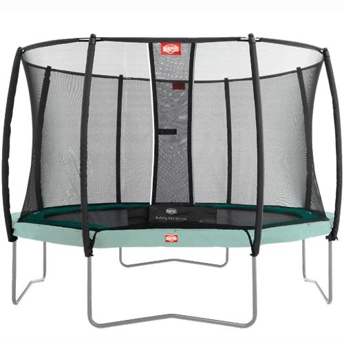 BERG Deluxe sikkerhedsnet til trampolin - 430 cm