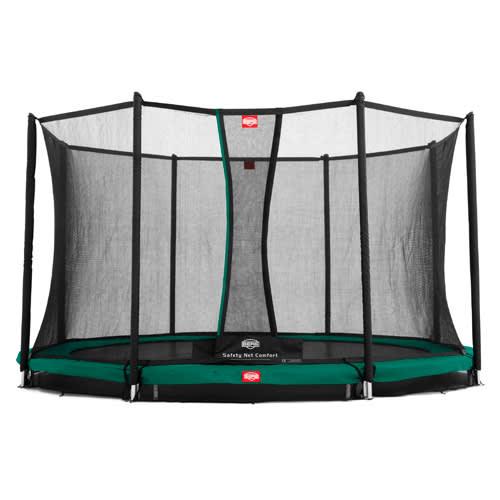 BERG sikkerhedsnet til Inground trampolin - Comfort - 380 cm