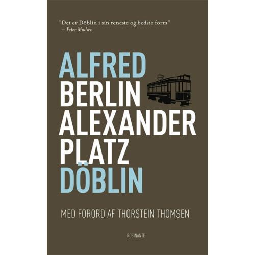 Image of   Berlin Alexanderplatz - Hæftet