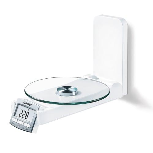 Beurer Væghængt Køkkenvægt - Ks 52 V