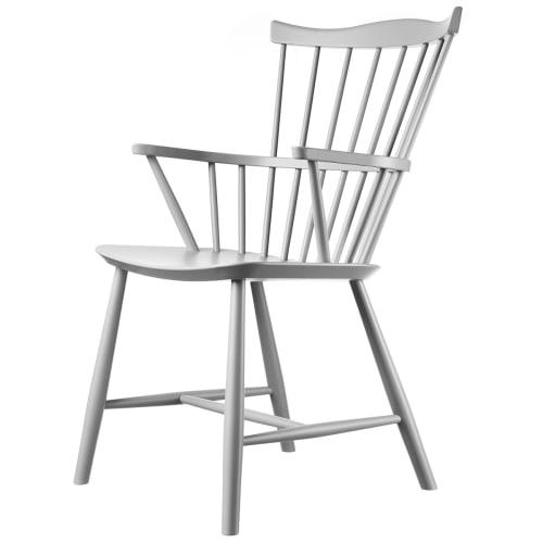 Børge Mogensen stol - J52B - Grå