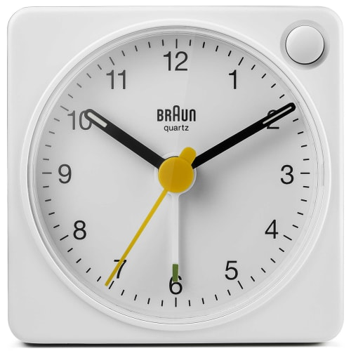 Image of   Braun alarmur - BC02XW - Hvid