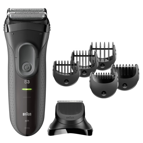 Braun barbermaskine - Shave&Style - Series 3 3000BT