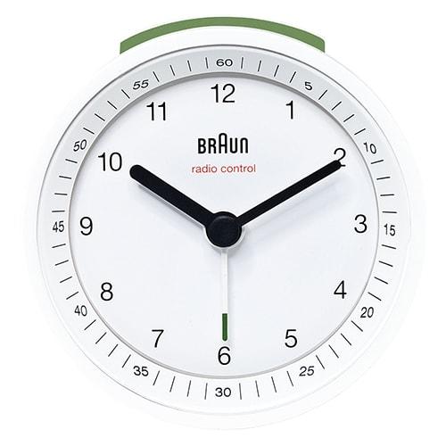 Image of   Braun vækkeur - BNC007WH-RC - Hvid