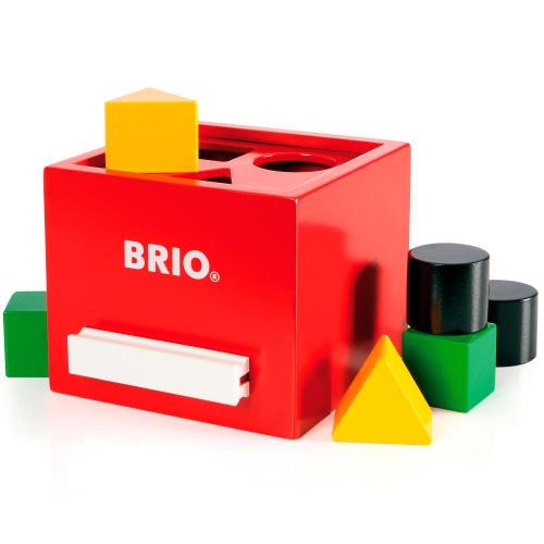 Image of   BRIO puttekasse