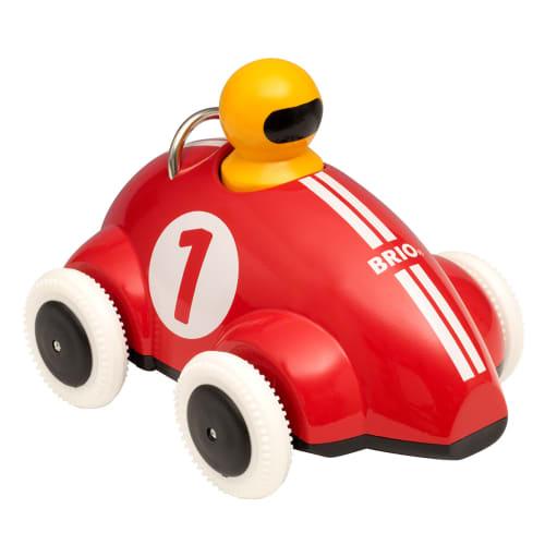 Image of   BRIO racerbil - Push & Go Racer