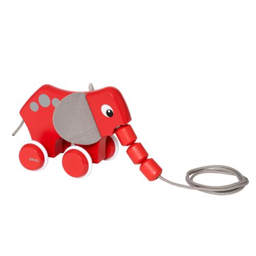 Image of   Brio træk-selv elefant