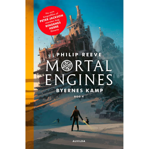 Image of   Byernes kamp - Mortal Engines 4 - Indbundet