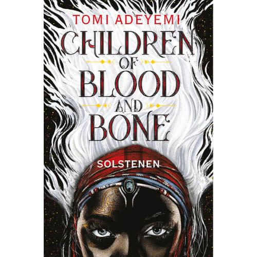 Image of   Children of blood and bone - Solstenen - Hæftet