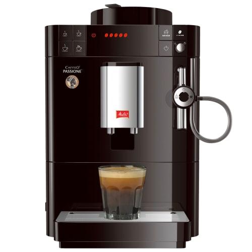 Cirkelpigen Melitta Espressomaskine - Caffeo Passione