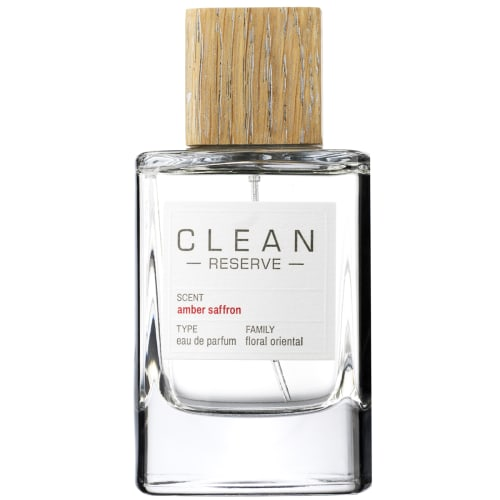 Image of   Clean Reserve Amber Safron EdP - 100 ml