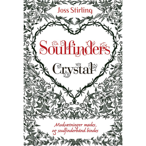 Image of   Crystal - Soulfinders 3 - Indbundet