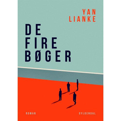 Image of   De fire bøger - Hæftet